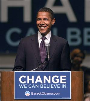 Obama - 10 communication lessons from the '08 Presidential campaign